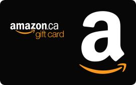 Amazon.ca $10 CAD Gift Card