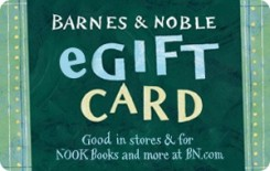 Barnes & Noble $25 Gift Card