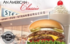 Steak 'n Shake $25 Gift Card