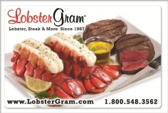 Lobster Gram e-Gift Card - $50