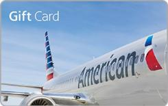 American Airlines $100 Gift Card