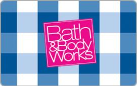 Bath & Body Works $50 Gift Card
