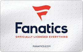 Fanatics e-Gift Card $25