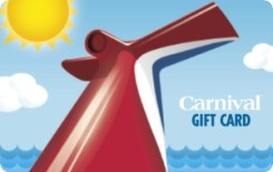 Carnival Cruise Lines $250