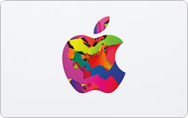 Apple $50 Gift Card