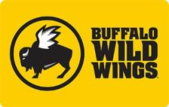 Buffalo Wild Wings $50 Gift Card