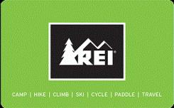 REI $25 Gift Card