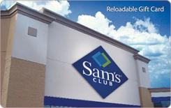 Sam's Club $100 Gift Card