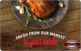 Boston Market $10 Gift Card