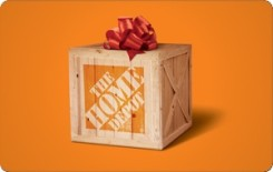 The Home Depot $5 Gift Card