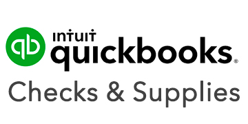 QuickBooks Checks and Supplies