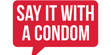 Say It With A Condom