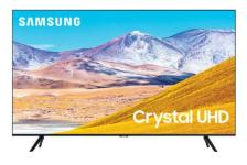 "65"" Samsung Smart TV Giveaway"