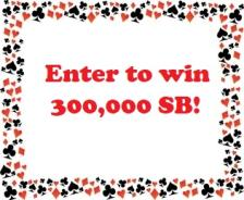 Lucky 13th Birthday 300,000 SB Giveaway