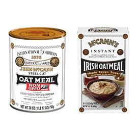 McCann's® Irish Oatmeal™