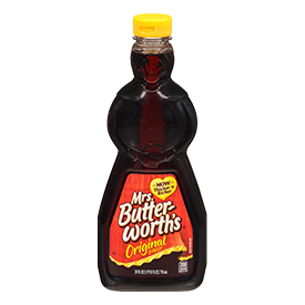 Thick, Rich, Deliciously Sweet Syrup