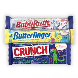 Candy Bars to help Children's Miracle Network Hospitals!