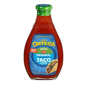 America's #1 taco sauce