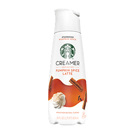 Pumpkin Spice Latte Creamer - Any Brand