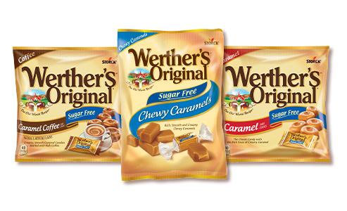 Werther's® Original® Sugar Free Caramels