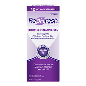 Odor Eliminating Vaginal Gel
