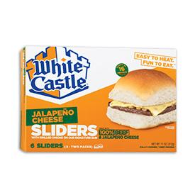 White Castle® Jalapeño Cheese Sliders