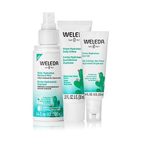 Weleda Sheer Hydration
