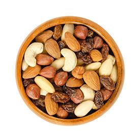 Mixed Nuts - Any Brand