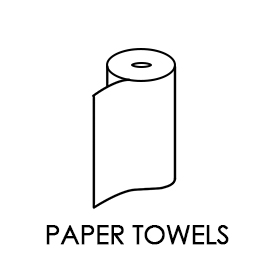Paper Towels - Any Brand