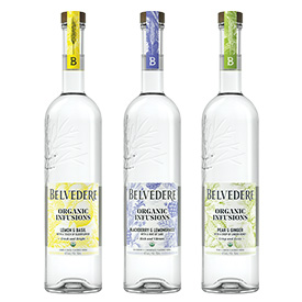 Belvedere® Organic Infusions