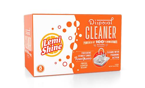Lemi Shine® Disposal Cleaner