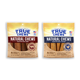 True Chews® Natural Chews