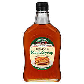 Pure Maple Syrup direct from Mother Nature.