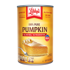 Canned Pumpkin - Any Brand