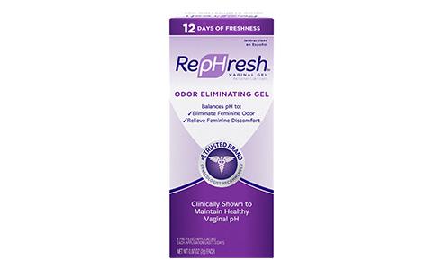 RepHresh™ Odor Eliminating Gel